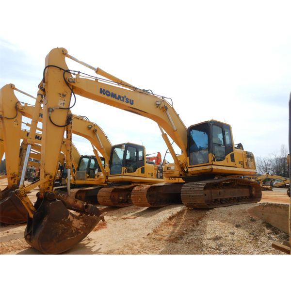 2008 KOMATSU PC200LC-8 Excavator