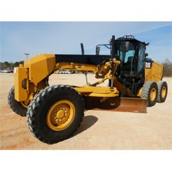 2018 CAT 120M2 VHP PLUS Motor Grader