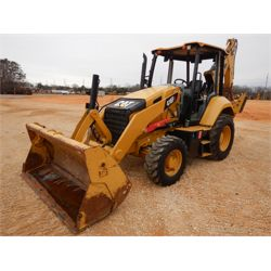 2015 CAT 416F2 Backhoe