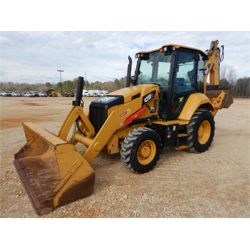 2017 CAT 420F2 Backhoe