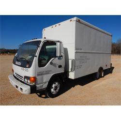 2001 ISUZU NPR Box Truck
