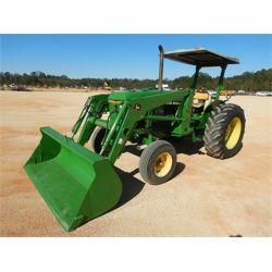 1989 JOHN DEERE 2355 Farm Tractor
