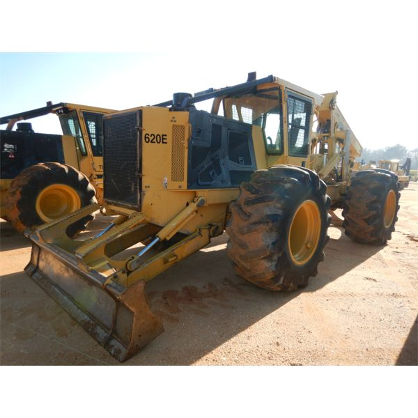 2015 TIGERCAT 620E Skidder