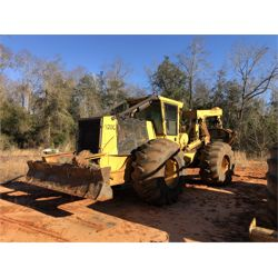 2010 TIGERCAT 620C Skidder