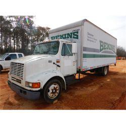 2001 INTERNATIONAL 4700 Box Truck