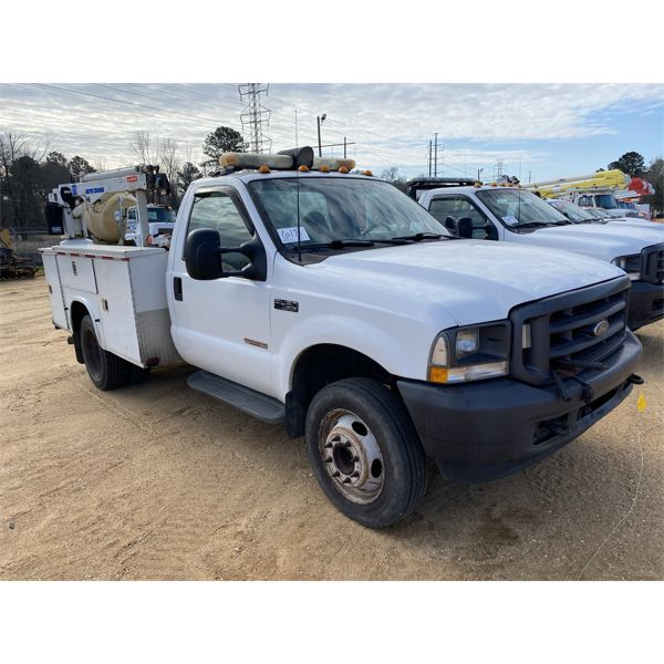 2003 FORD F450 Service / Mechanic Truck