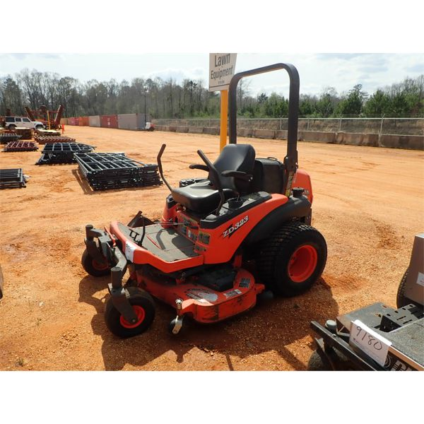 2015 KUBOTA ZD323 Mowing Equipment