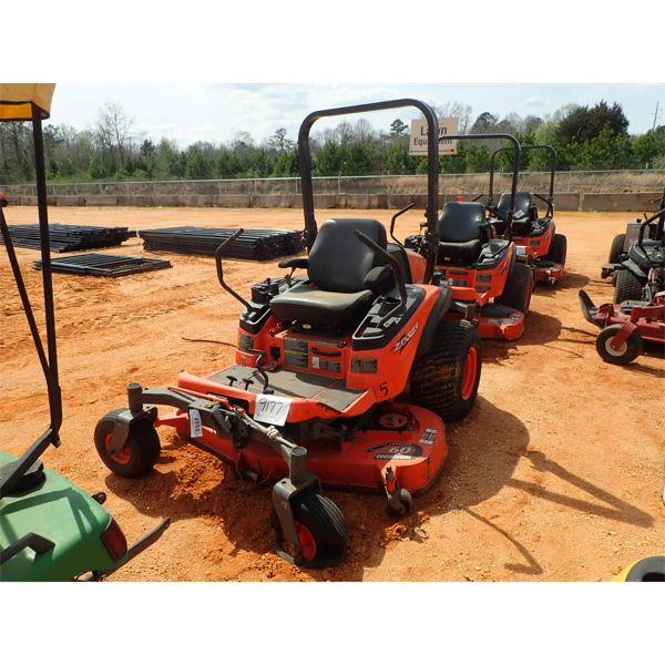 2015 KUBOTA ZD323 Mowing Equipment