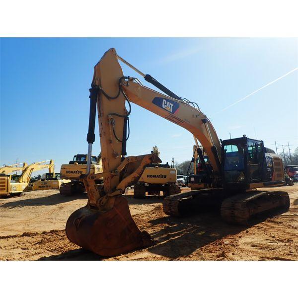 2014 CAT 324EL Excavator