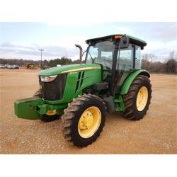 2014 JOHN DEERE 5100M Farm Tractor