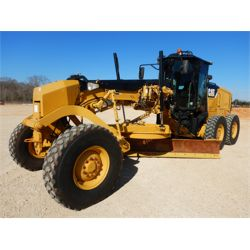 2014 CAT 140M2 VHP PLUS Motor Grader