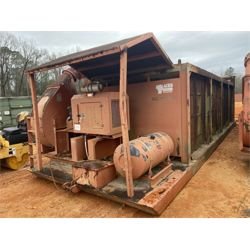 2004 AIR BURNER S-327 Air Curtain Destructor