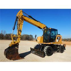 2017 CAT M317F Excavator - Wheel