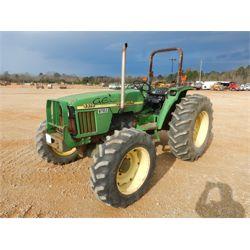 1997 JOHN DEERE 5510 Farm Tractor