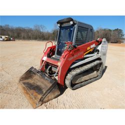 2016 TAKEUCHI TL10 Skid Steer Loader - Crawler