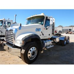 2007 MACK CTP713 Day Cab Truck