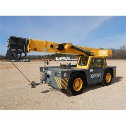 2002 GROVE YB4415XT Yard / Carry Deck Crane