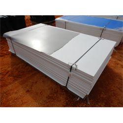 "1"" PVC BOARD (20) 4' x 8' sheets"