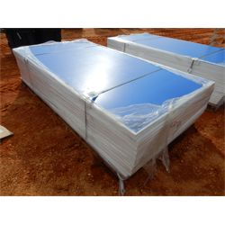 "1"" PVC BOARD (20) 4' x 8' sheet"