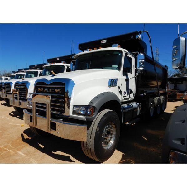 2021 MACK GR64F Dump Truck