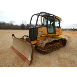 2010 JOHN DEERE 700J LGP Dozer / Crawler Tractor