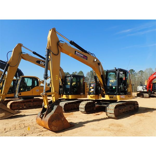 2014 CAT 314ER Excavator