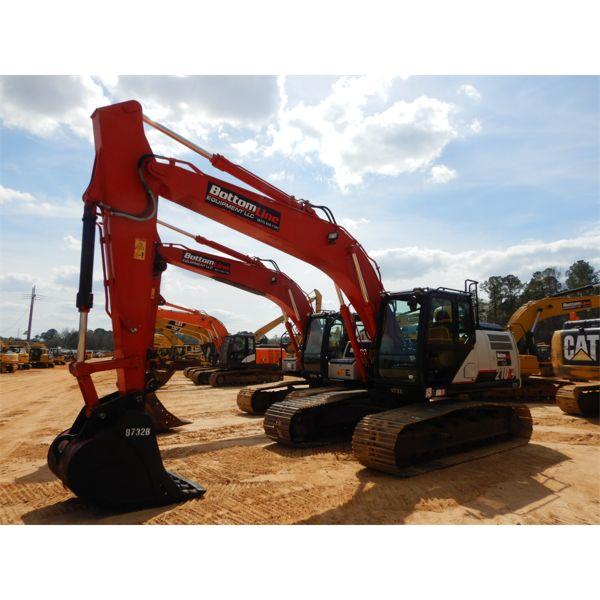 2018 LINK BELT 210X4 EX Excavator