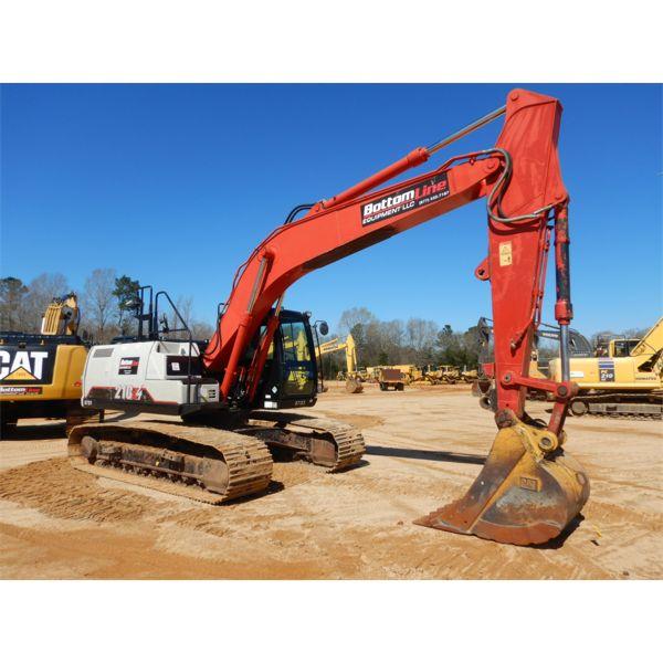 2019 LINK BELT 210X4 Excavator