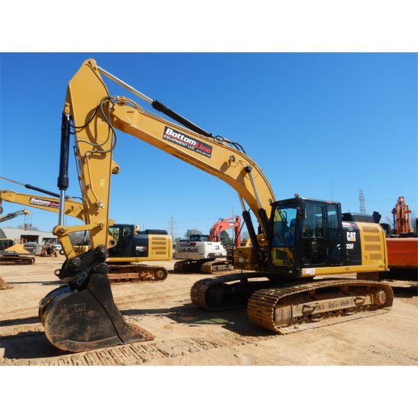 2016 CAT 326FL Excavator