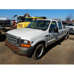 2001 FORD F250 Pickup Truck