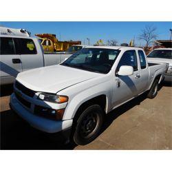 2012 CHEVROLET COLORADO Pickup Truck
