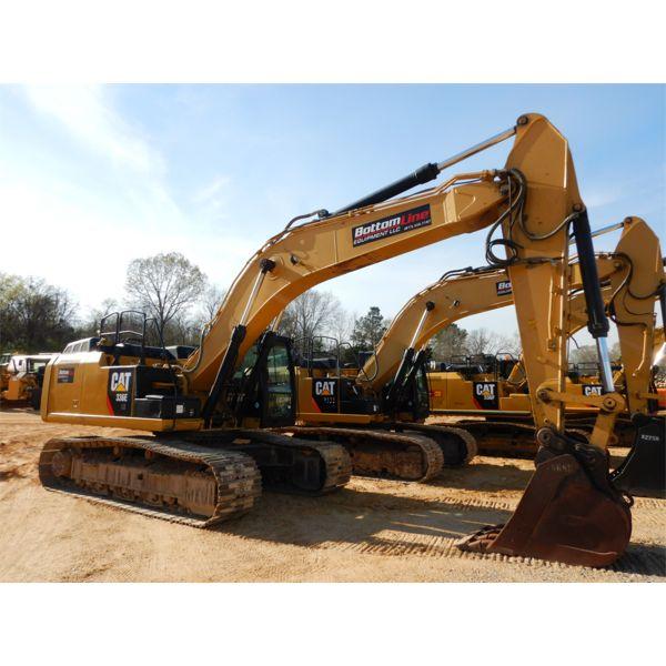2014 CAT 336EL Excavator