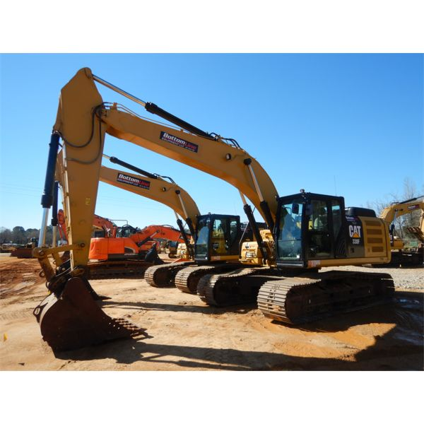 2016 CAT 330FL Excavator