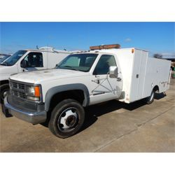 2000 GMC C3500 TIRE TRUCK Service / Mechanic Truck