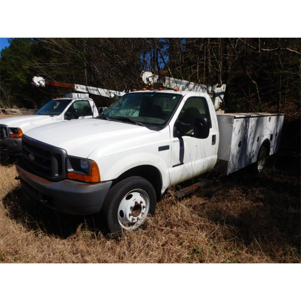 2000 FORD F450 Service / Mechanic Truck