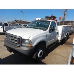 2003 FORD F550 Service / Mechanic Truck