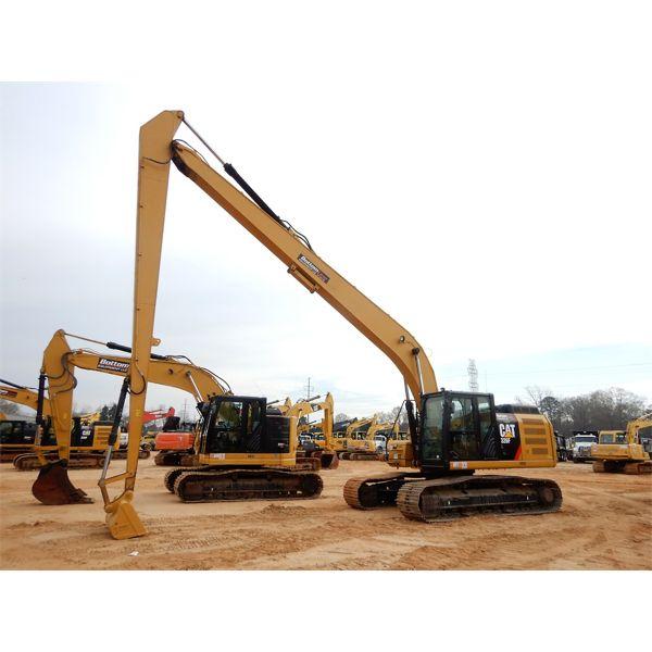 2017 CAT 326FL Excavator