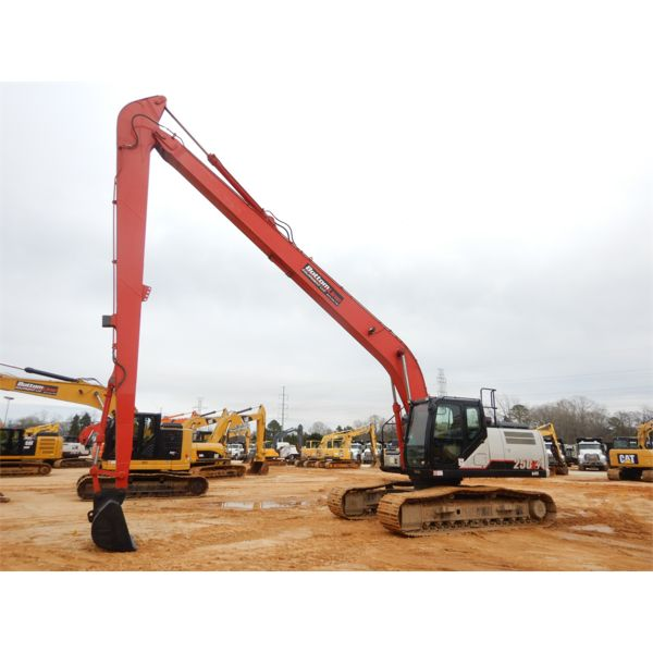 2018 LINK BELT 250X4 LR Excavator