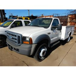 2007 FORD F450 Service / Mechanic Truck