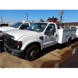 2009 FORD F350 Service / Mechanic Truck