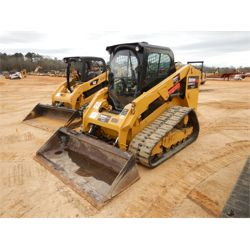 2017 CAT 279D Skid Steer Loader - Crawler