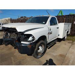 2015 DODGE RAM 3500 Service / Mechanic Truck