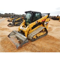2017 CAT 289D Skid Steer Loader - Crawler