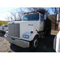 2001 WESTERN STAR 4964 Dump Truck