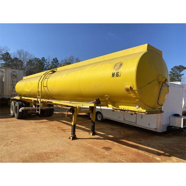 1977 MID SOUTH  Water Tank Trailer