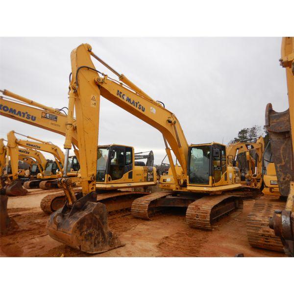2007 KOMATSU PC200LC-8 Excavator