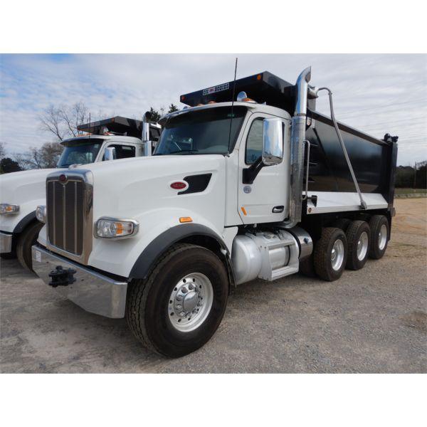 2021 PETERBILT 567 Dump Truck