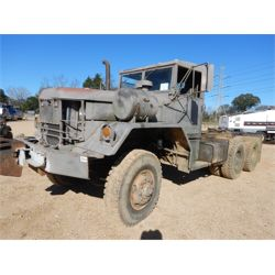 AM GENERAL M817 Cab & Chassis Military Truck