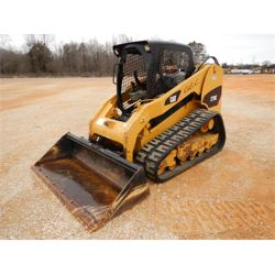 2011 CAT 279C Skid Steer Loader - Crawler