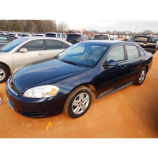 2011 CHEVROLET IMPALA Automobile